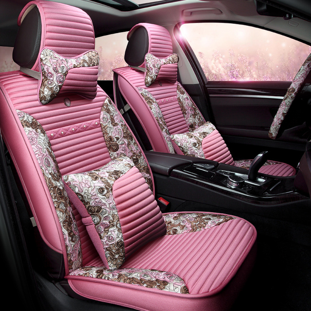 car seat cover auto seats covers cushion accessorie for nissan note ...