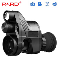 PARD Infrared Hunting Night Vision IR Monocular Telescopes Video Record Device night vision riflescope Quick disassembly