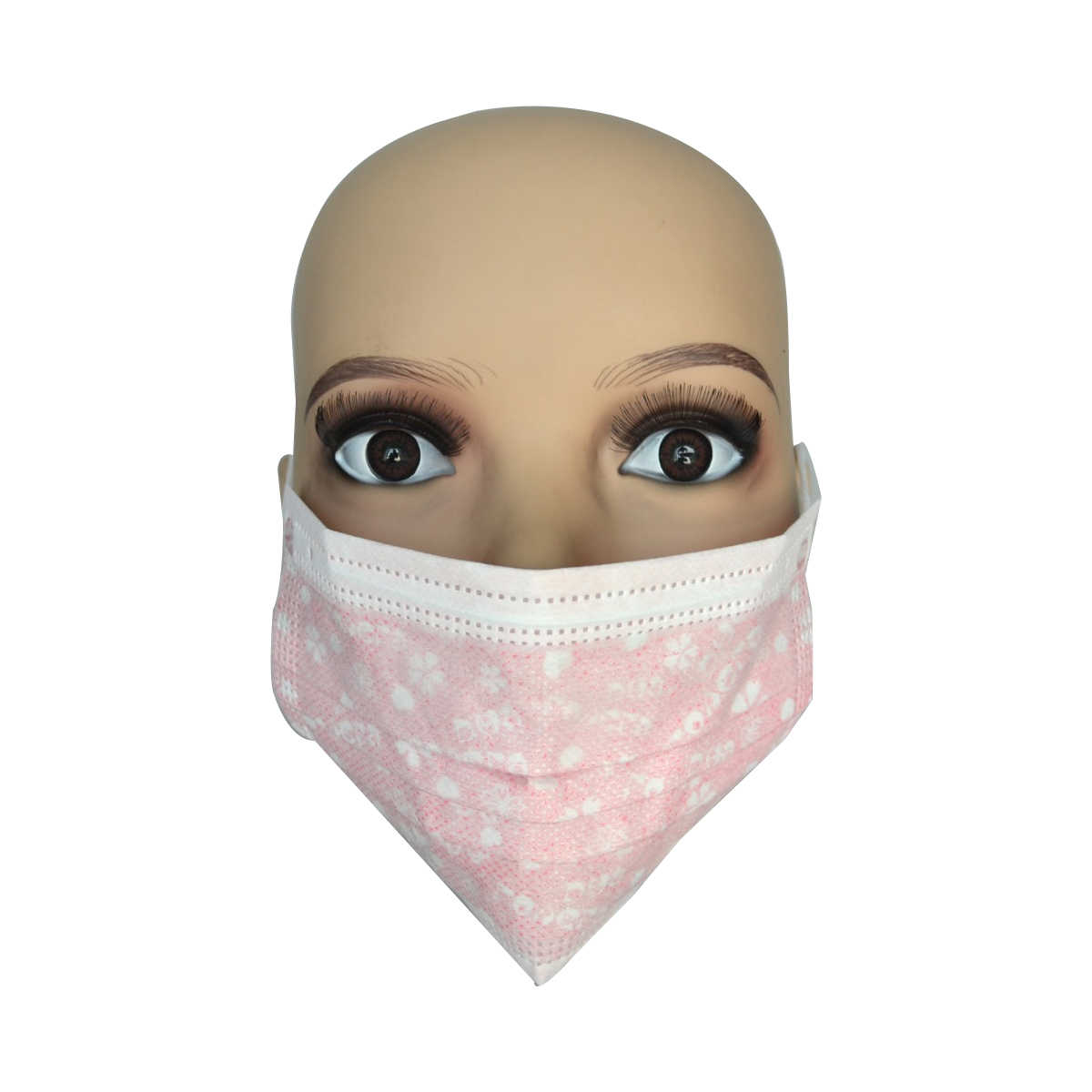 4 layer thicker surgical earloop disposable face masks