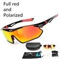 Поляризованные велосипедные спортивные мужские солнцезащитные очки  очки для горного велосипеда  MTB  для езды на велосипеде  для бега  рыбал...