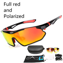 купить Polarized Cycling Sports Men Sunglasses Glasses Mountain Bike Bicycle MTB Riding Running Fishing Goggles Motorcycle Eyewear дешево