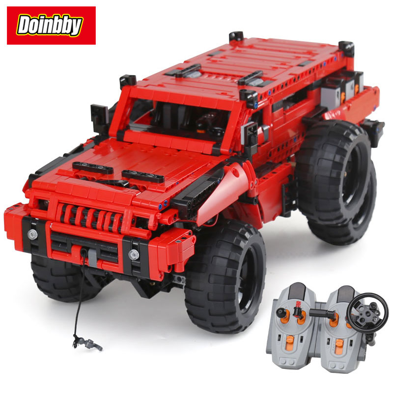 LEPIN 23007 Technic Series MOC The Marauder Off-road Vehicle with Remote Building Block Bricks Toys 2278Pcs Kids Gifts 4731 higher calling road cycling's obsession with the mountains