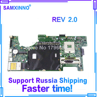 Original For ASUS G73S G73SW motherboard with DDR3 2D connector Good condition laptop G73SW motherboard tested good