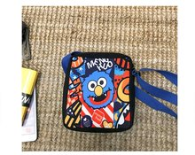 Oriental Element Fashion Colorful Messenger Bag