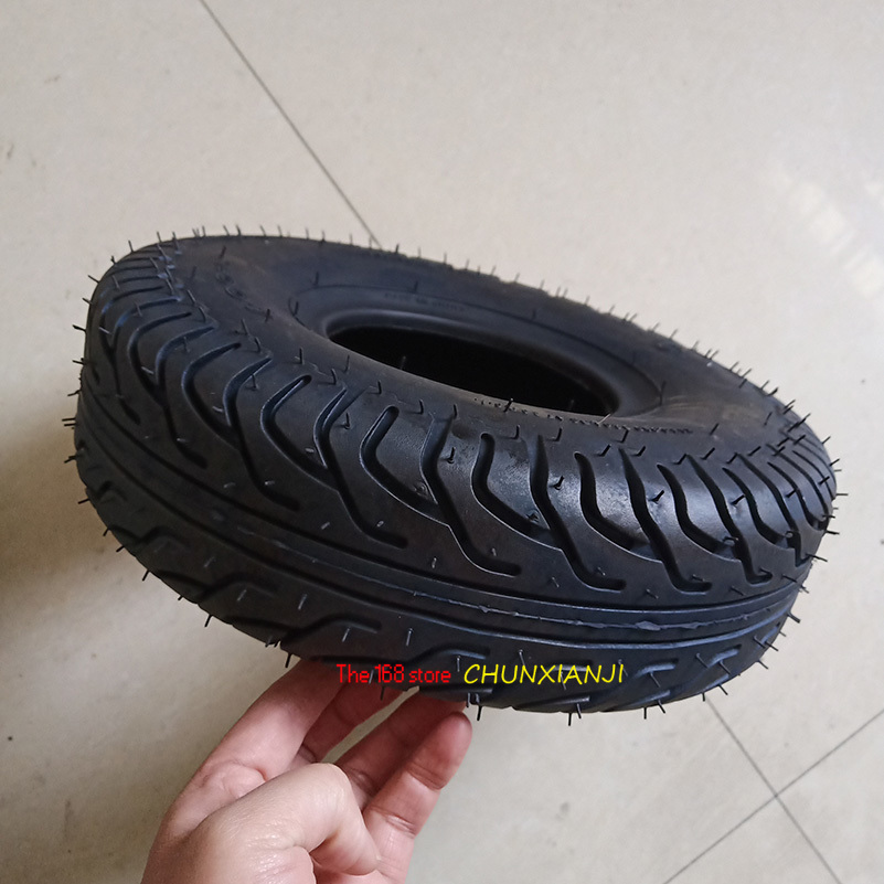 4.00-5 pneu tube extérieur convient pour mini voiture scooter électrique spécial marche 400-5 pouces puissance chaise personnes âgées voiture roue pneu