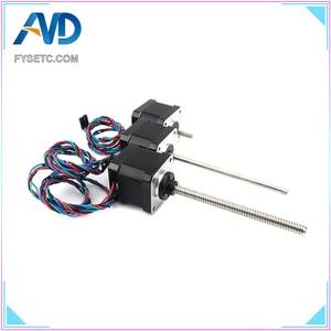 Image 2 - Prusa i3 MK3 Multi Materials 2.0 Motors Kit Prusa i3 MMU2.0 NEMA 17 Lead Rod Screw Motor Kit