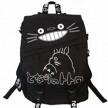 Hayao Miyazaki Totoro sacs d'école pour les adolescents D'anime Sac À Dos École Sacs Oxford de Bande Dessinée Livre Mon Voisin Totoro Imprimé