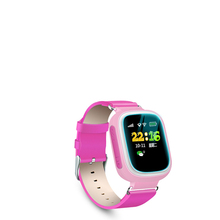 Vogue Child Q80 Tracker Watch For Youngsters Sensible Watch card SOS Name Location Finder  SIM Card For Child Protected Anti-Misplaced Monitor  Present