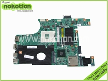 CN-07JFHD 7JFHD Laptop Motherboard for Dell Vostro 1440 intel HM57 HD graphics Mainboard full tested