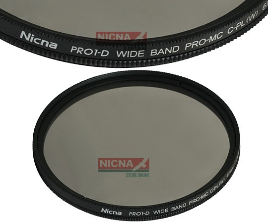 C-PL For Nikon D610 Multicoated 86mm Multithreaded Glass Filter Circular Polarizer