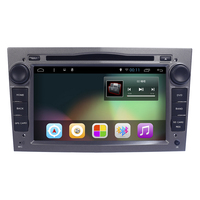 Grey Color Android 6 0 1024x600 2 Din Car Multimedia Player For Opel Astra Vectra Antara