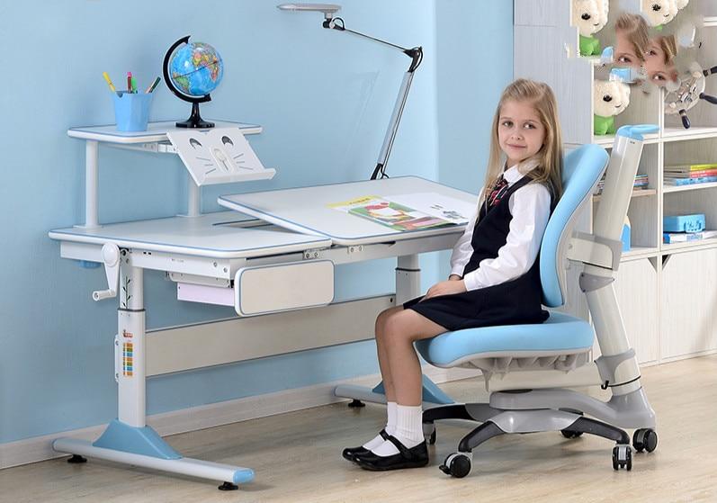 Love fruit learning table children lifting tables and chairs set can lift tables and chairs set of home writing pupils desks children desk