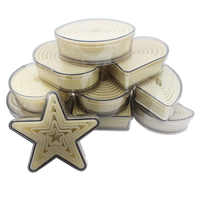 Haute qualité en Nylon biscuits Cutter ensemble en plastique biscuits moule 3D Biscuit moules cuisine cuisson moule