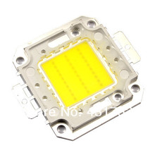 LED Lamp Chip 10W 20W 30W 50W 100W Cool White Warm White LED COB For LED Flood Light 45*45mil High Power SMD Spotlight 30-36V(China)