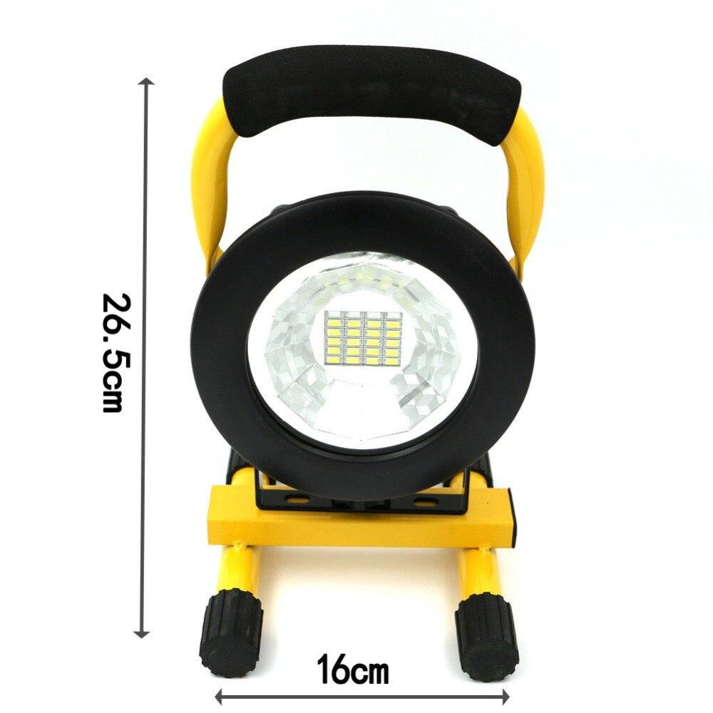 Lampe imperméable à l'eau de pelouse de puissance élevée de lumière de lanterne d'éclairage lampe économiseuse d'énergie de Protection de l'environnement - 3
