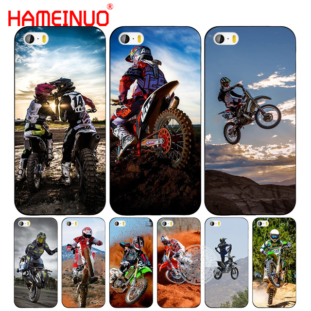 differently 999ea 635fa US $1.93 34% OFF|HAMEINUO Motocross moto cross dirtbikes cell phone Cover  case for iphone 6 4 4s 5 5s SE 5c 6 6s 7 8 plus case for iphone 7 X-in ...
