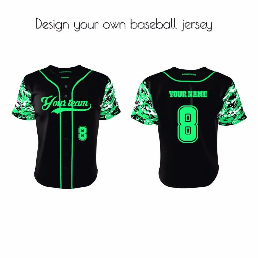 Design your own t shirt cheap australia - New Pattern Baseball Jerseys Tops Sublimated Cheap Camo Baseball Jersey China Mainland