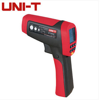 Non contact Digital Laser professional infrared thermometer UNI-T UT309A UT309C Themperature Pyrometer IR Laser
