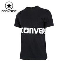 Original New Arrival 2017 Converse Logo Men's T-shirts short sleeve Sportswear