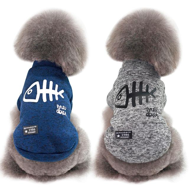 Pet Winter Hoodie