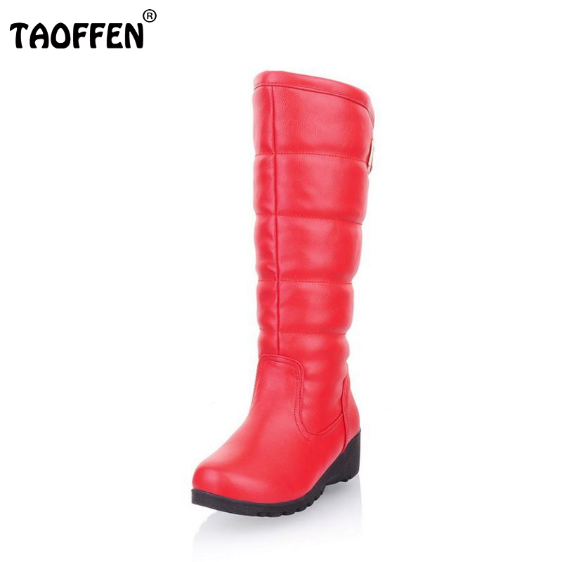 Free shipping half boots women lady boot winter footwear flat  shoes fashion sexy snow warm P7962 EUR size 35-41
