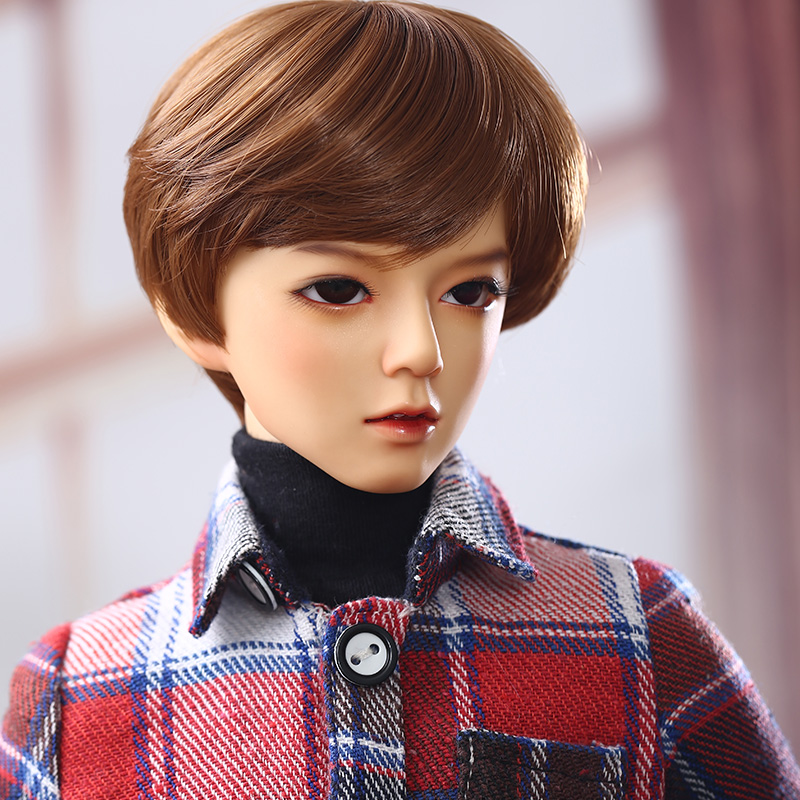 Free Shipping DistantMemory Jaeii BJD Doll 1/3 Clam Passion Romantic Male Resin Figure Toys For Girls Fabulous Gift