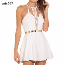 Jumpsuits Rompers Women Solid Lace Sling Rompers Camisole Jumpsuits Clothes Summer Hot Sale Jumpsuits Jan 12