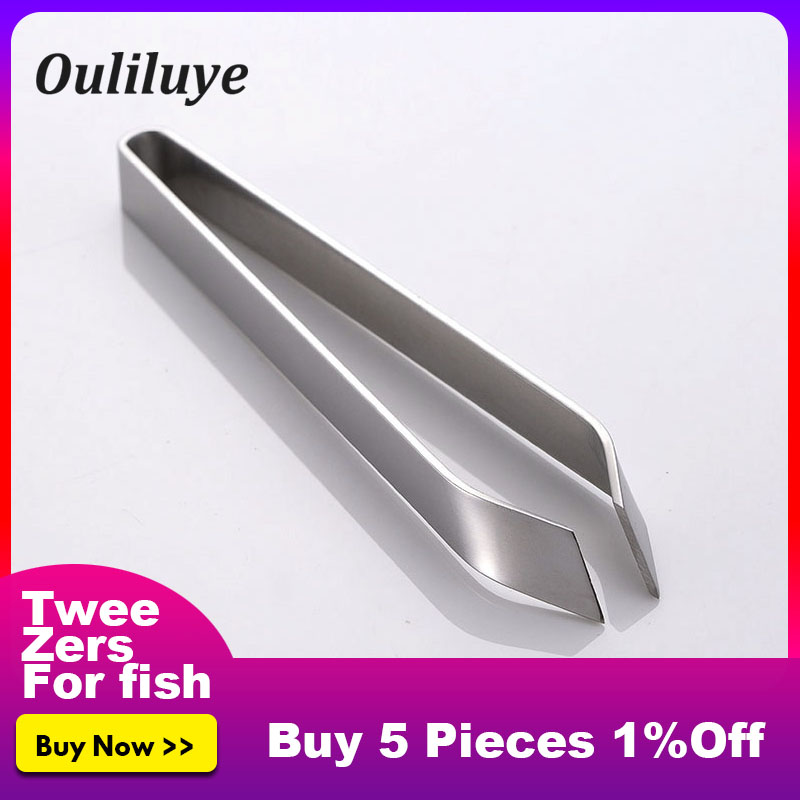 Other Kitchen Tools & Gadgets Back To Search Resultshome & Garden Multifunctional Home Kitchen Tool Puller Fish Bone Tweezers Pull Hair Eco-friendly Stainless Steel Remover Dropshipping 0430 2019 New Fashion Style Online