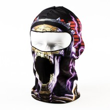 Sport Neck Warmer Cycling Bike Bicycle Riding Face Mask Head Scarf Scarves