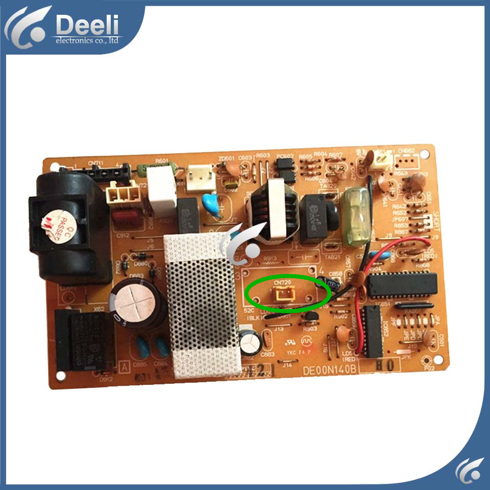 95% new for air conditioning frequency conversion module DE00N140B board testing OK 7 units ipm frequency conversion velocity modulation module mubw25 12a7 25a1200v