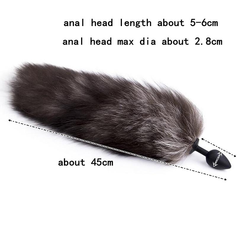 Fox Butt Plug | Cute Butt Plug