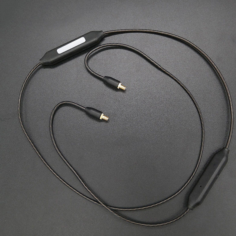 Bluetooth Earphones & Headphones Earphones & Headphones Obliging Newest Aptx A2dc Bluetooth Cable For Cks1100 E40 E50 E70 Ls200 Ls300 Ls400 Ckr90 Ckr100 Ls50 Ls70 Headphone Silver Plating Line Strong Resistance To Heat And Hard Wearing