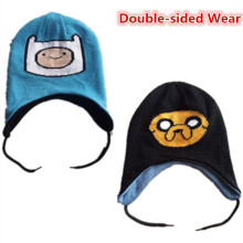 Adventure Time Knitting Patterns : Popular Finn Hat-Buy Cheap Finn Hat lots from China Finn Hat suppliers on Ali...