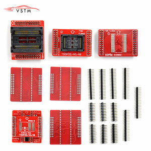 Новые оригинальные адаптеры MiniPro TL866 программатор TSOP32 TSOP40 TSOP48 SOP44 SOP56 розетки TL866A TL866CS TL866II PLUS