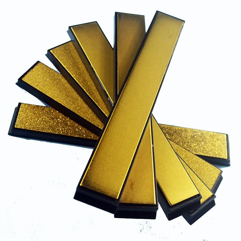6 stks Ruixin Apex puntenslijper plating titanium diamant wetsteen - Keuken, eetkamer en bar