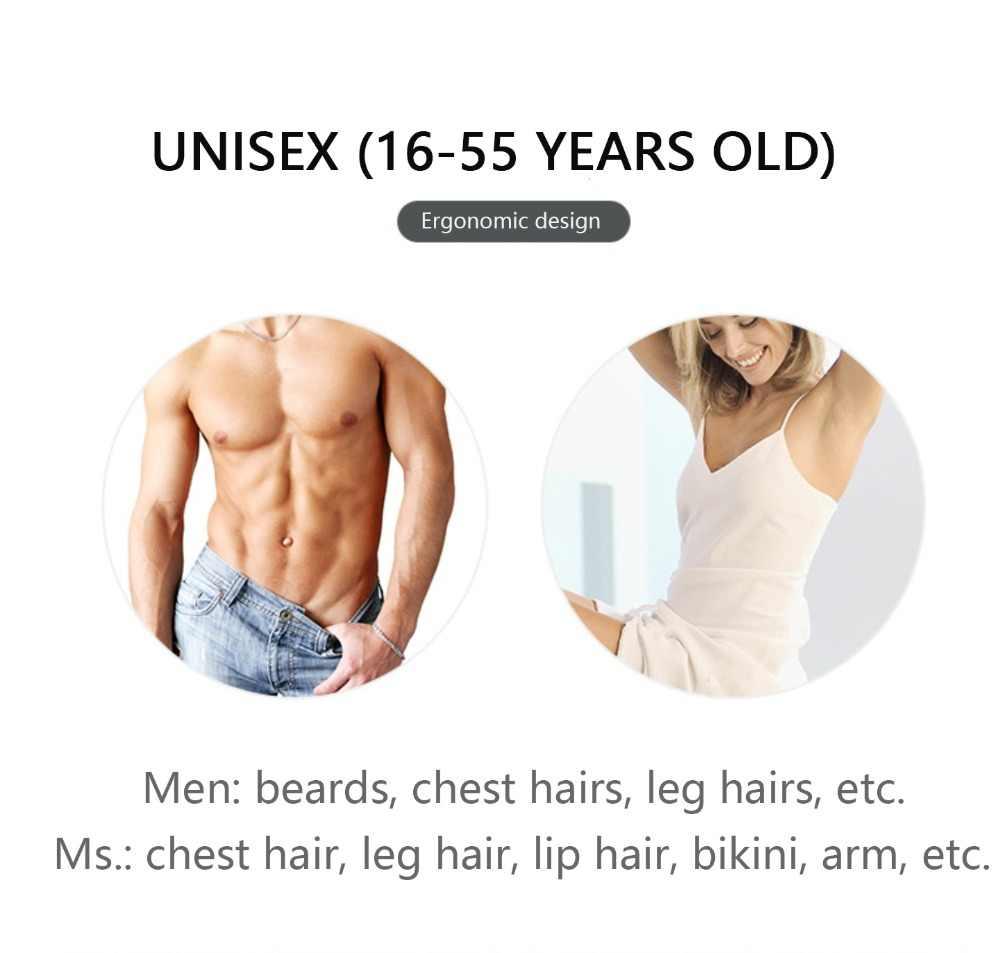120000 импульсов вспышки Lumea PRECISION PLUS IPL Удаление волос все тело бикини постоянное удаление волос лазерное депиляторное устройство