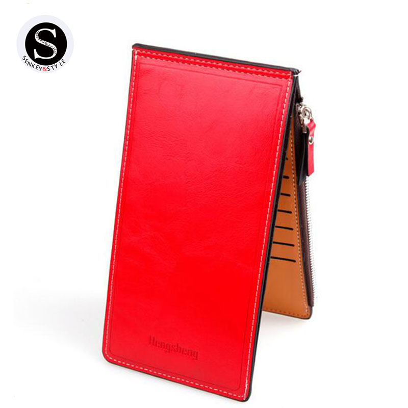 Senkey Style fashion women wallets and purses designer famous luxury brand credit card holder lady long pu leather coin clutch lavleen kaur and narinder deep singh evaluating kissan credit card scheme in punjab india