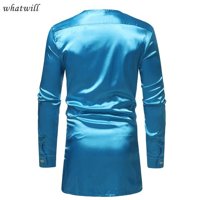 mens africa clothing fashion dress shirts dashiki wear 5