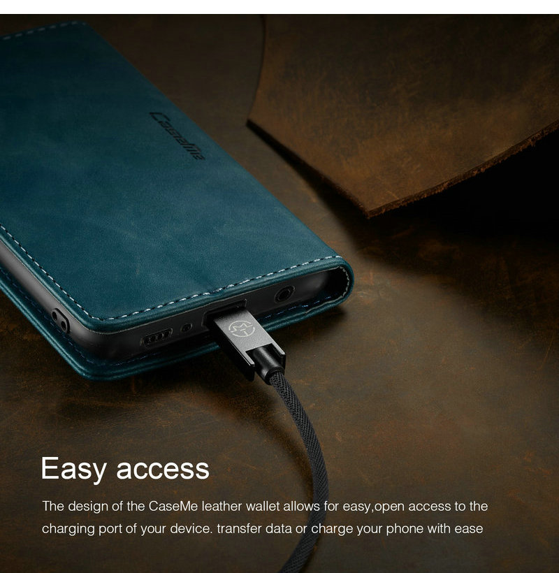 Magnet Wallet Leather Samsung S20 / S20 Plus / S20 Ultra Case