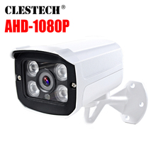 4led Array Metal ALL FULL AHD CCTV Camera 720P/960P/1080P SONY IMX323 Digital HD Outdoor Waterproof ip66 IR Infrared have Bullet newest surveillance ip camera 720p 960p 1080p 6pcs array leds p2p onvif waterproof ip66 metal bullet outdoor white cctv camera