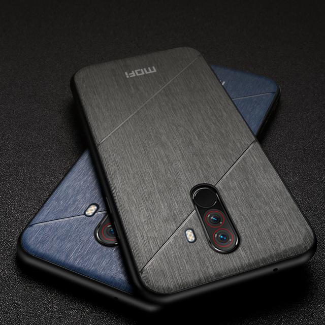 MOFi Xiaomi Pocophone F1 Shockproof Ultra Thin Back Case Cover