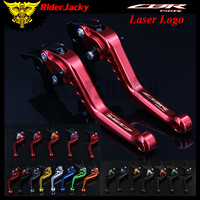 RiderJacky Motorcycle Accessories Short Brake Clutch Levers For Honda CBR150R CBR 150R 2004 2012 2006 2007 2008 2009 2010 2011