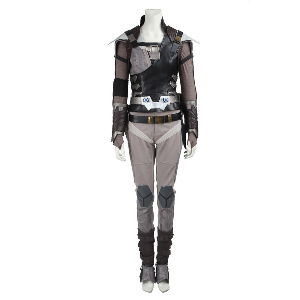 Star Trek Beyond Jaylah Cosplay Costume For Adult Women's Halloween Party Costume Clothing Custom Made