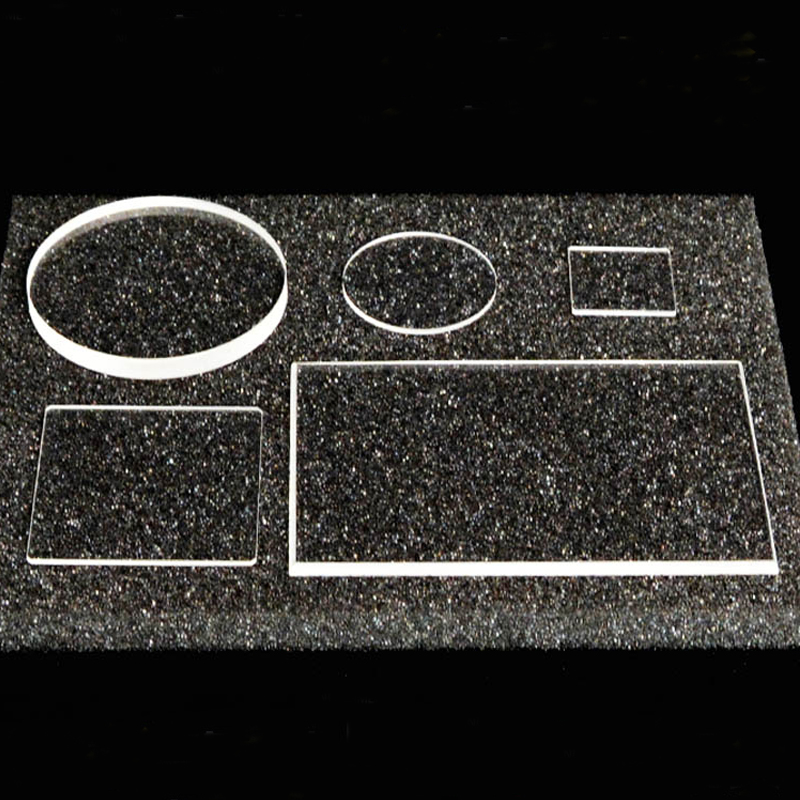 3D Printer Borosilicate Glass Build Plate for CTC//Creality//ANET//Prusa Glass Bed