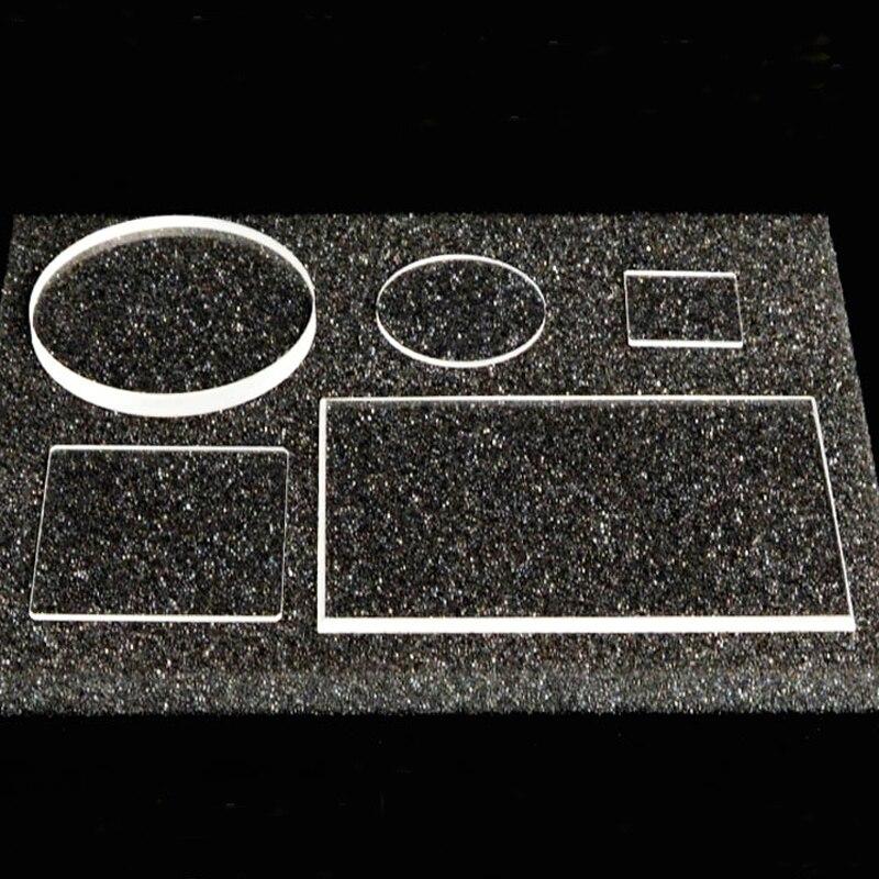 3D Printer Borosilicate Glass Build Plate for MK2 Wanhao CTC ANET Mendel Prusa I3 Monoprice TEVO Creality (Custom available)