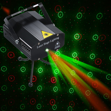 最新の Led ライトレーザープロジェクタークリスマス装飾レーザーステージライト dj サウンドパーティーライト Dj ショークリスマスライト