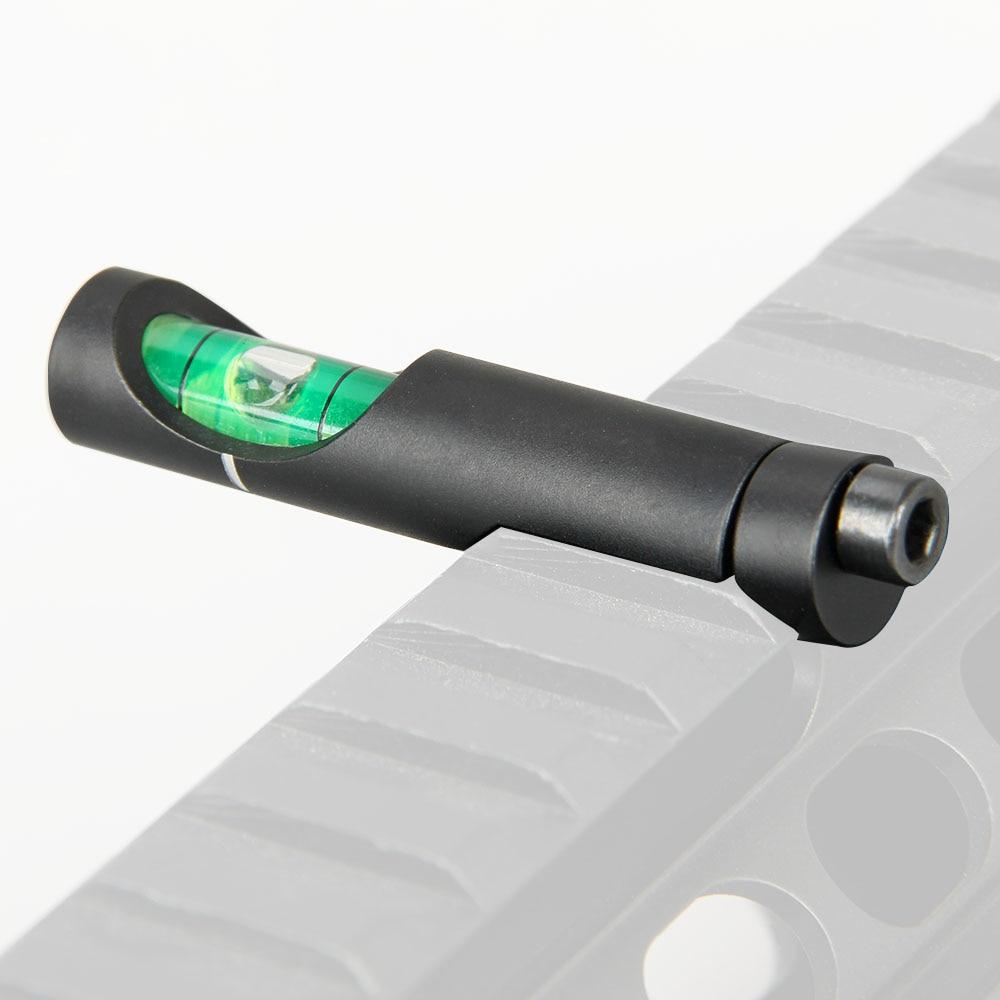 Canis Latrans Riflescope Spirit Level Bubble Level For 21.2MM Picatinny Rail Weaver PP33-0215
