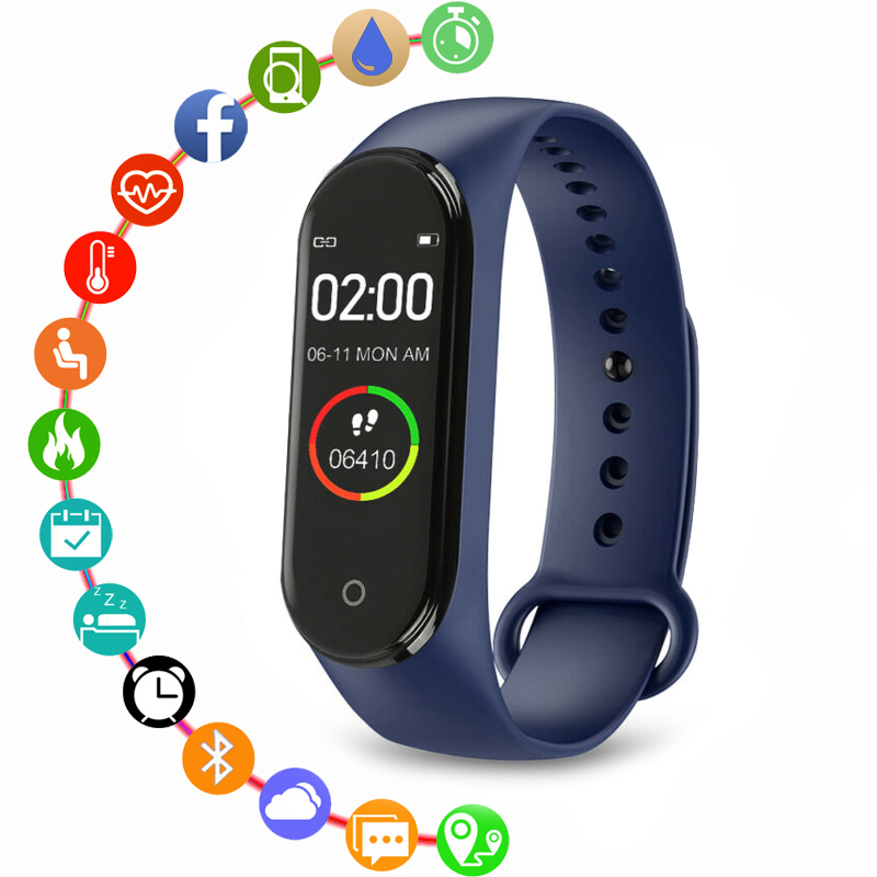 Wristband Reminder Bluetooth Bracelet Activity-Tracker Smart Hot Caller with Sedentary