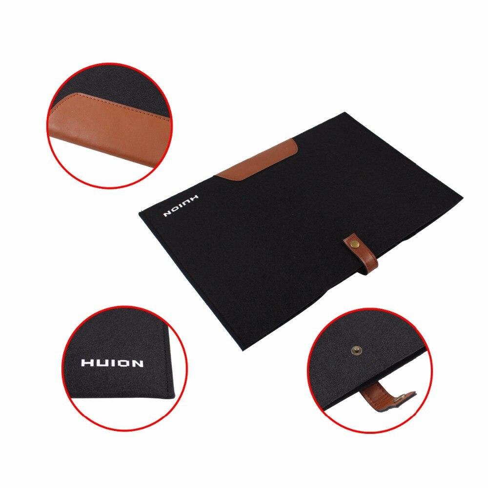 Huion Laptop için Su Geçirmez Toz Geçirmez Kılıf 40×27 Santimetre Grafik Tablet Kalem Çizim Tablet (H610pro, 1060pro, DWH69, vb)