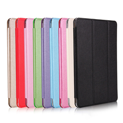 For New iPad 9.7 2017 2018 PU Smart Cover Case For iPad Air 2 Air 1 Case A1822 A1823 A1893 A1954 A1566 A1567 A1474 A1475 A1476